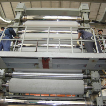 Calendering Machine For Duplex Board Making