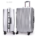 Hot sale Aluminum alloy trolley suitcase luggage