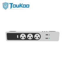 Thai USB power strip with Bluetooth audio play