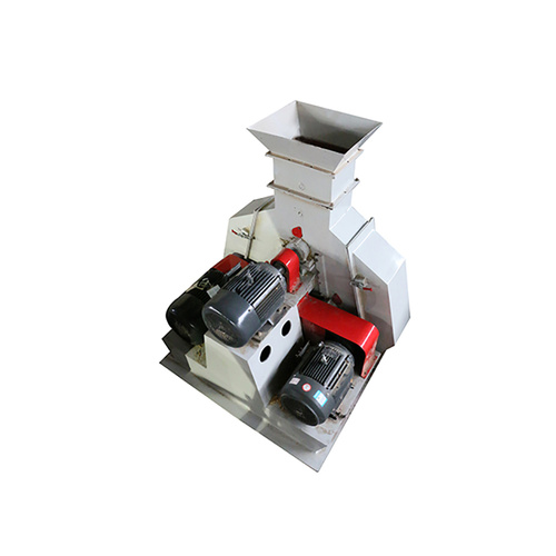 Wood hammer mill crusher