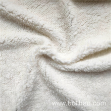 100% Polyester Beijirong Fleece Fabric