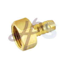 Brass female thread garden hose fitting