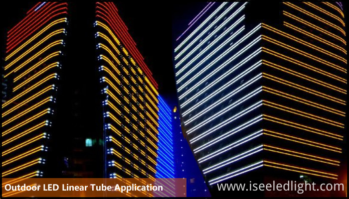 Outdoor LED Linear Tube