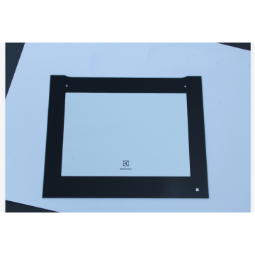 High thermal strength oven tempered glass