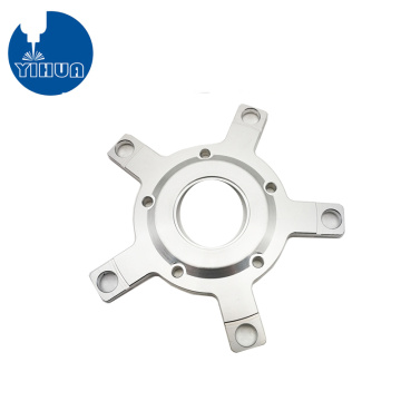 Custom CNC Machined Aluminium Die Casting