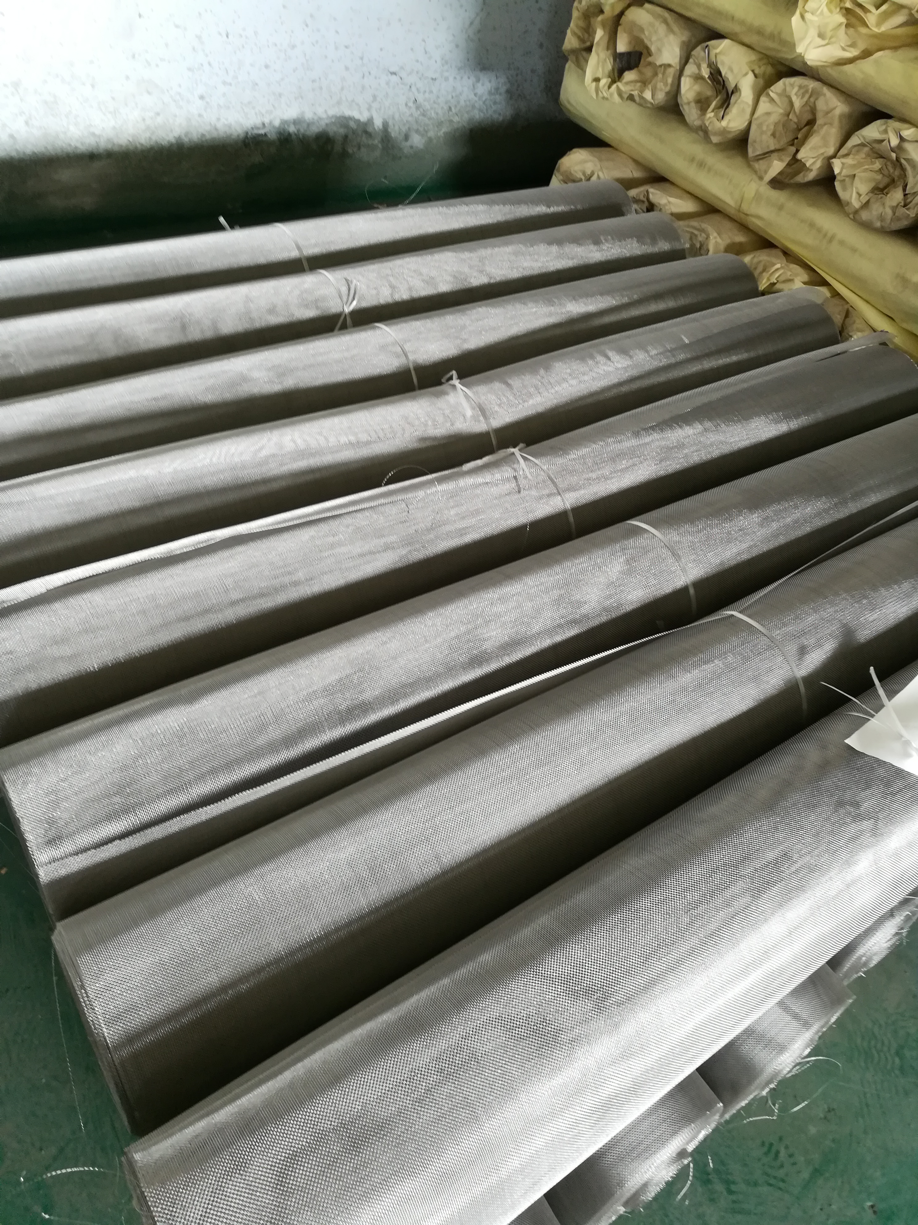 Stainless Steel Mesh Roll