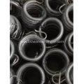 Coiled Copper Tube with Spiral Aluminum Fins