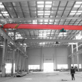 1-20T Single Girder Overhead Crane With Hoist