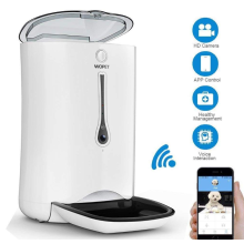 Wi-Fi Enabled Smart Pet Feeder
