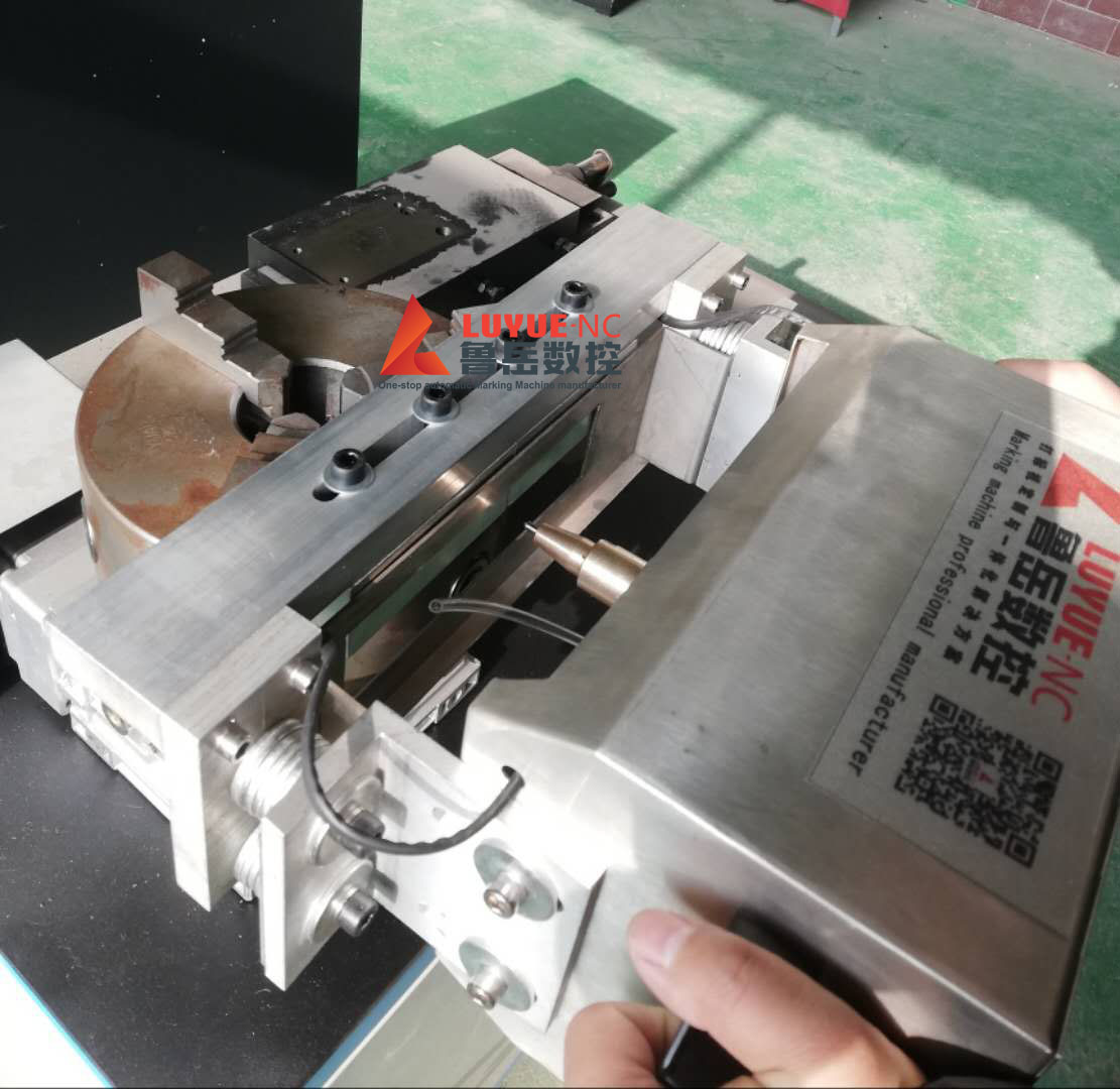 Portable Marking Machine for Top Metal Tool Body