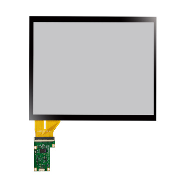4:3 ratio 15 17 19 inch touch panel