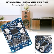 Digital Power Amplifier TPA3118 PBTL Mono Digital Audio Power Amplifier Module DC12V-24V 1X60W Amplifier Board