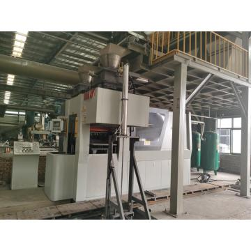 Full automatic molding machine