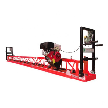Concrete levelling machine concrete truss screed power screeds for sale FZP-90