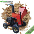 Weiwei forestry machinery  wood twig shredder