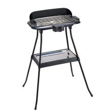 Electric Outdoor BBQ Grill with Feet