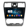 Octa core car entertainment for Forester/XV 2013