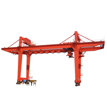 50ton convenient installation gantry crane specification