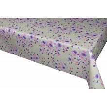 Elegant Tablecloth with Non woven backing Lobby