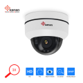 5MP Auto zoom lens dome security camera kits