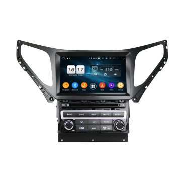 Android system car dvd gps for AZERA