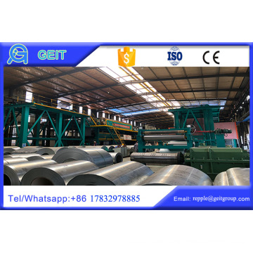 Printing Production Line of Colored Steel for GEIT