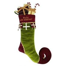 Christmas Stocking decoration Elf Stocking