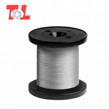 Top Quality Stainless Steel Wire Rope with Factory