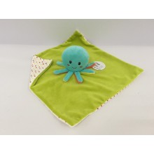 Octopus Comfort Towel for Baby