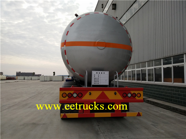 25 TON Propane Transport Trailers