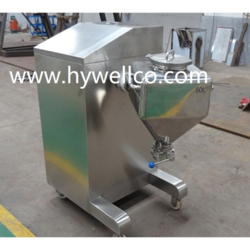 High Effiency Cone Powder Blender