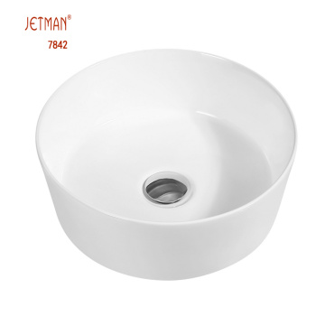 Factory price  bathroom countertop art basin