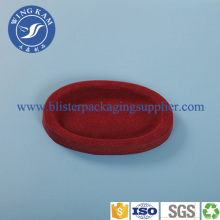 Various Color Flocking Blister Tray For Bangle