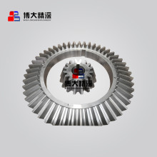 Nordberg HP200 cone crusher parts gear and pinion