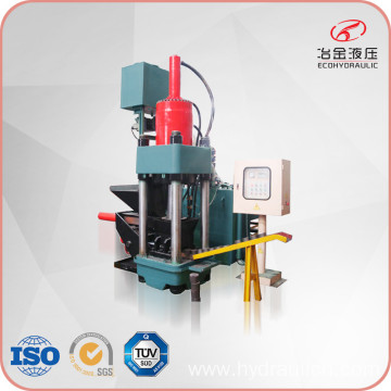 Automatic Lead Granules Briquetting Briquette Machine