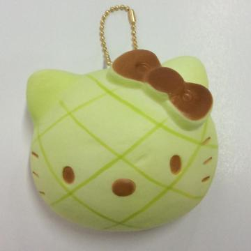 plastic cartoon soft pendant toy