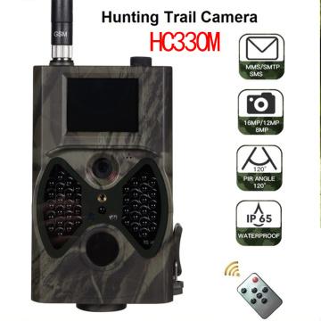 HC330M Deer Bear Hunt Wildlife Game Cam IR Night Vision Waterproof Hunting Cameras GSM MMS 12MP 1080P Photo Traps 2g 4g camera