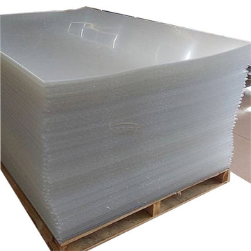 Recycled UvCheap Heat Resistant 6Mm Hard Plastic Sheet