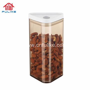 Plastic Hermetic Storage Jars for Food