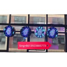 Nationstar P4 Round Indoor Double-sided LED Screen