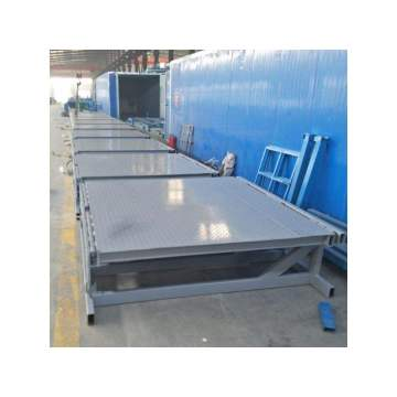 3t Warehouse Dock Logistics Park Truck Ramp Lift