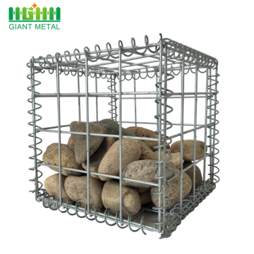 Galvanized Gabion Basket Stone Cage Welded Gabion Box