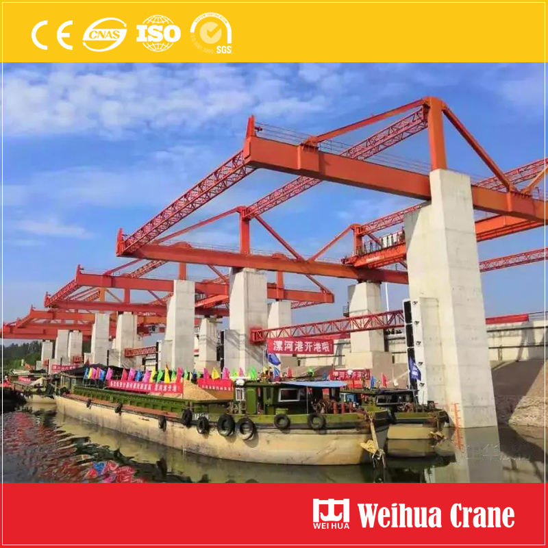 River Port Container Overhead Crane