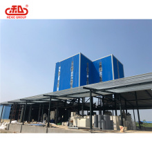 Straw Pellet Production Line For Animal Feed