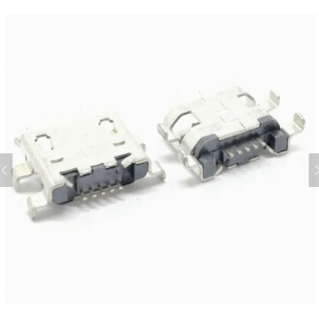 MICRO USB 5P B Type Receptacle Connector SMT