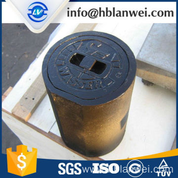 cast iron GG25 valve box