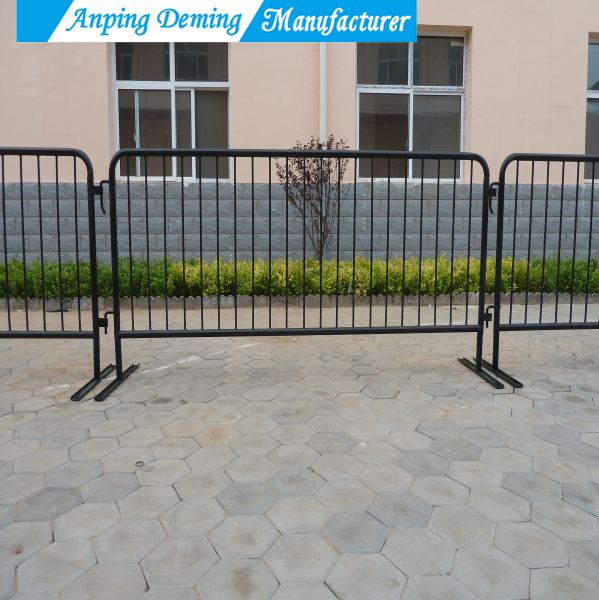 High Quality Powder Coated Crowd Control Barrier