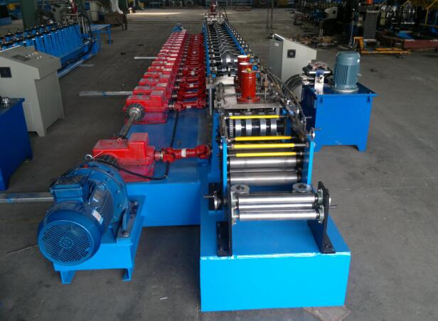 perforated lintel roll forming machine