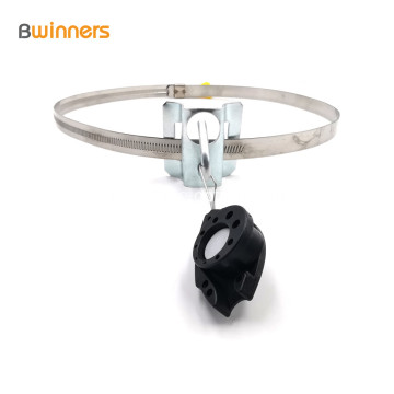 Plastic Drop Wire Anchoring FTTH Clamp Fish
