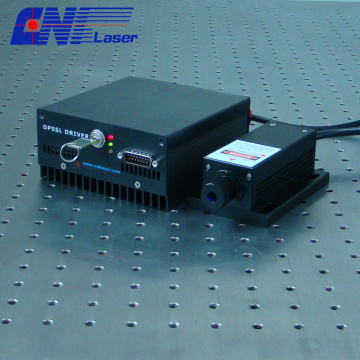 400mw 1313nmn TEM00 mode solid laser for communication
